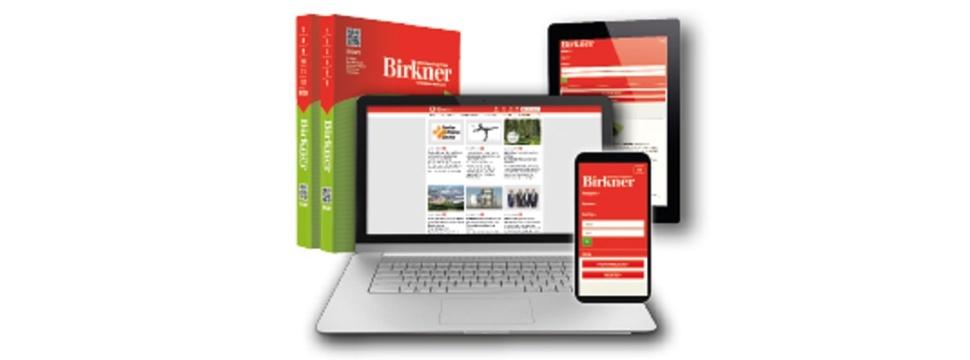 Marketing, Papierindustrie, Birkner-Produkte, Branchenbuch, Datenbankzugang, Birkner International PaperWorld